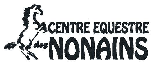 Centre equestre des nonains broderie