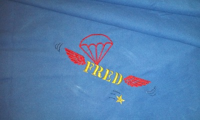 Serviette fred